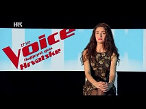 Upoznajte Doroteu - The Voice of Croatia - Season2 - Blind Auditions5