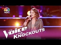 The Voice 2017 Knockout - Anna Catherine DeHart:
