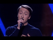 August Dahl - All I Want (The Voice Norge 2017)