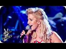 Megan Reece performs 'What You Don't Do' - The Voice UK 2016: Blind Auditions 2
