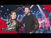 Anna Danielyan ft. Aram MP3 sing 'Not Alone' - Gala Concert – The Voice of Armenia – Season 4