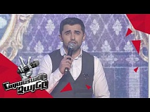 Tigran Karapetyan sings 'Հին օրեր' – Gala Concert – The Voice of Armenia – Season 4