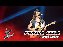 "Mónica Besser – ""I Was Born To Love You"" 