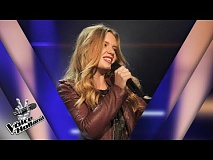 Nina ten Kate – Uprising | The voice of Holland | The Blind Auditions | Seizoen 8