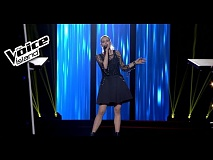 Elín Harpa - Creep | The Voice Iceland 2015 | LIVE PERFORMANCE