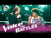 "The Voice 2017 Battle - Lucas Holliday vs. Meagan McNeal: ""My Prerogative"""