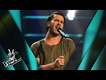 Sebastiën van Dorp – Someone Like You | The voice of Holland | The Blind Auditions | Seizoen 8