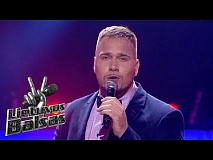 Nerijus Stankus - Never gonna give you up | Nokautai | Lietuvos Balsas S6