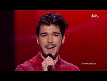 Aydin Eyvazzadeh - Believer  | Blind Audition | The Voice of Azerbaijan 2015