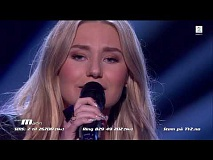 Malin Joneid Ellefsen - Purpe Rain (The Voice Norge 2017)