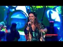 "Asia Mądry - ""Hey Mama"" - Live 1 - The Voice of Poland 8"