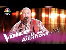 "The Voice 2017 Blind Audition - Red Marlow: ""Swingin'"""