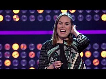 Marion Sophia Dyrvik - Hands of Love (The Voice Norge 2017)