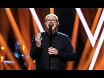 Olaves Fiskum - Hurt (The Voice Norge 2017)