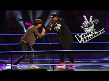 Brace vs. Dion Cuiper – Never Nooit Meer (The Battle | The voice of Holland 2015)