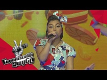 Yeva Abrahamyan sings 'Chained To The Rhythm' – Gala Concert – The Voice of Armenia – Season 4