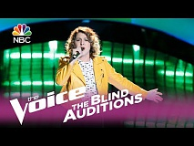 The Voice 2017 Blind Audition - Shilo Gold: