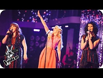 Team Paloma perform 'Piece Of My Heart': The Live Semi-Finals - The Voice UK 2016