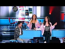 Charlie Puth met Maan en Melissa – Marvin Gaye (The voice of Holland 2016 | Liveshow 6)