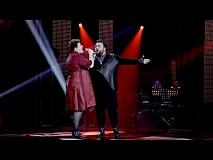 Duet Tajane i Jacquesa  - The Voice of Croatia - Season2 - Blind Auditions2