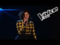 Maria Grazia Passariello - Everybody hurts | The Voice of Italy 2016: Blind Audition