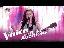 The Voice 2017 Blind Audition - Moriah Formica: