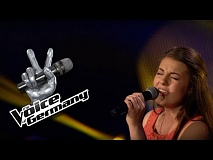 The Power Of Love - Frankie goes to Hollywood | Selina Grinberg Cover | The Voice of Germany 2016