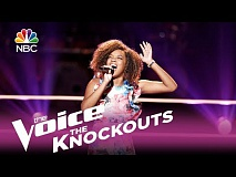 The Voice 2017 Knockout - Shi'Ann Jones: