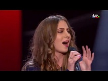 Valeriya Konkina - Shopen | Blind Audition | The Voice of Azerbaijan 2015