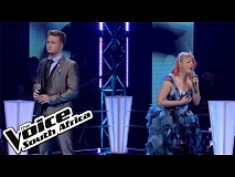 LuniQue and Jono Johansen sing 'All by Myself'| The Battles | The Voice SA 2016
