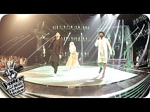 The Voice UK Coaches Performance 360