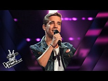 Bram Houg – When We Were Young | The voice of Holland | The Blind Auditions | Seizoen 8