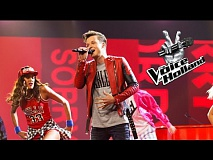 Daniël Kist - Sorry (The voice of Holland 2015 | Liveshow 2)