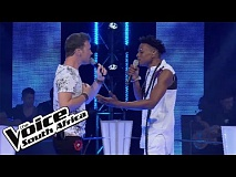 Shen Winberg and Prime Zulu sing 'Everybody Hurts' | The Battles | The Voice SA
