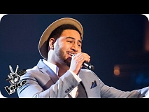 Faheem performs 'We Don't Have To Take Our Clothes Off': Knockout Performance - The Voice UK 2016