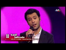 Vasif Shafizadeh - Al filo de la irrealidad | The Voice of Azerbaijan 2015