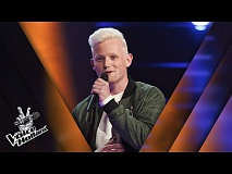 Toon Mentink – Catch And Release | The voice of Holland | The Blind Auditions | Seizoen 8