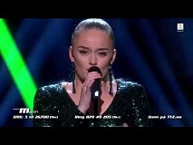 Maria Celin Strisland - Toxic (The Voice Norge 2017)