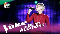 The Voice 2017 Blind Audition - Emily Luther:
