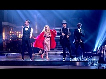 The Coaches perform 'Get It On': The Live Quarter Finals - The Voice UK 2016