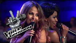 The Boy is Mine - Brandy & Monica | Ruth vs. Elena Cover | The Voice of Germany 2016 | Battles