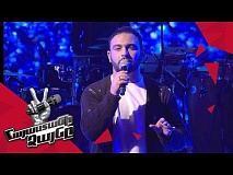 Gagik Harutyunyan sings 'Я кричу' - Knockout – The Voice of Armenia – Season 4