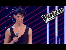 Mattia Sciascia - Kiss | The Voice of Italy 2016: Blind