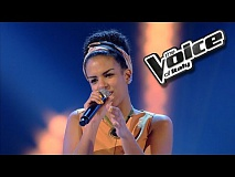 Debora Cesti - Raggamuffin | The Voice of Italy 2016: Blind Audition