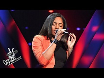 Soraya – If I Were A Boy | The voice of Holland | The Blind Auditions | Seizoen 8