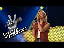 Work From Home - Fifth Harmony | Sandrine Wydra Cover | The Voice of Germany 2016 | Blind Audition