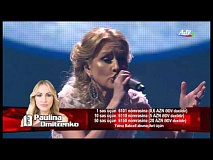 Paulina Dmitrenko – Memory | The Voice of Azerbaijan 2015