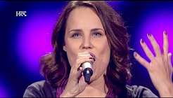 "Mirna Ružić: ""Soon We'll Be Found"" - The Voice of Croatia - Season2 - Blind Auditions2"