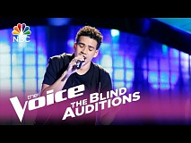 The Voice 2017 Blind Audition - Anthony Alexander: