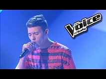 Kevin Pappano - What do you Mean? - The Voice of Italy 2016: Blind Audition